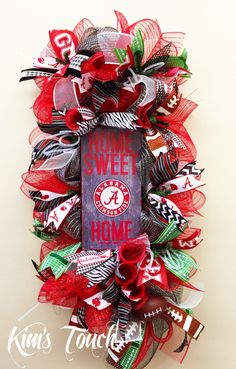 A personal favorite from my Etsy shop https://www.etsy.com/listing/473283965/deco-mesh-university-of-alabama
