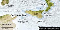 Ferdinandea la isla perdida