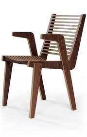 Imagem relacionada Folding Furniture, Plywood Furniture, Unique Furniture, Home Furniture, Furniture Design, Metal Chairs, Furniture Inspiration, Wood Design, Chair Design
