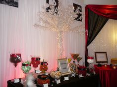 Candy Station by SBD EVENTS  Adult Lounge | by SBD Events Planning