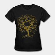 Women's t-shirt environnementalisme