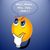 What...Where...Why....How..(W3H) - Peralatan Kontrol
