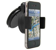 Soporte Coche Universal Para Móviles, GPS, PDA, iPOD, MP3 o MP4 - http://complementoideal.com/producto/soporte-coche-universal-para-moviles-gps-pda-psp-ipod-iphone-mp3-y-mp4/  - Soporte Universal de coche, para: Móviles, GPS, PDA, PSP, iPOD, iPHONE, MP3 y MP4 Conduce de manera inteligente sin poner en peligro tu vida y la de los demás, con este soporte tendrás localizado y a la vista tu móvil, GPS, PDA, PSP, iPOD, iPHONE y MP3 y MP4. Gracias a su soporte con ventosa, se