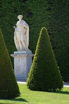 "hermitguides: "" Giardini Giusti, Verona, Italy(via Venice Veneto Lombardy) """
