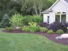 new home landscaping ideas | Landscaping | new house ideas