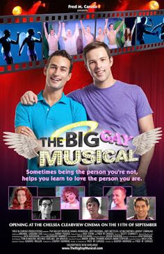 The Gay Movie Review : The Big Gay Musical (2009)