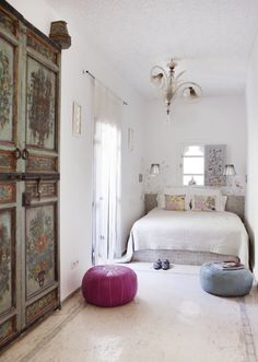 P'tit Habibi - Marrakech, Morocco   via Luxury Accomodations Blog