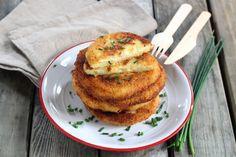 Pancakes salés aux pommes de terre - 12 photos