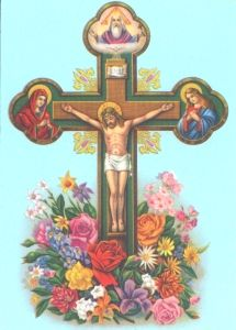 Christ on the Cross Byzantine Art, Byzantine Icons, Orthodox Easter, Pictures Of Jesus Christ, Prophetic Art, Easter Pictures, The Cross Of Christ, Prayer Box, Religious Icons