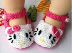 Adorable baby kitty shoes,new born to 2 years(message age) | madewithlovebyfatima - Accessories on ArtFire