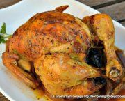 Recetas de pollo relleno al horno | Qué Recetas Good Food, Turkey, Thanksgiving, Meat, Chicken, Dinner, Kitchen, Recipes, Ideas Creativas