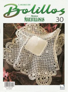 Labores Bolillos 30 - Victoria sánchez ibáñez - Picasa-Webalben