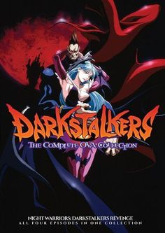 Shop Night Warriors: Darkstalker's Revenge: The Complete OVA Collection [DVD] at Best Buy. Find low everyday prices and buy online for delivery or in-store pick-up. Anime Dvd, Chica Anime Manga, 90 Anime, Anime English, Super Street Fighter, American Cartoons, Cartoon Video Games, Anime Furry, Fighting Games