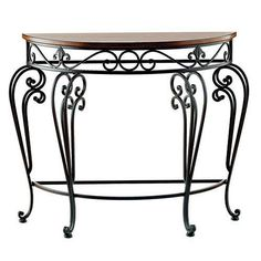 Merveilleux Wrought Iron Sofa Table   Google Search | Dining Tables Painted | Pinterest  | Sofa Tables, Wrought Iron And Iron