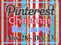 Christmas Pinterest Link Party - tons of links to christmas/holiday themed boards!