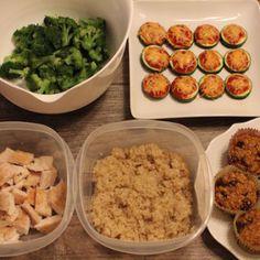 Sunday Food Prep Inspiration 119