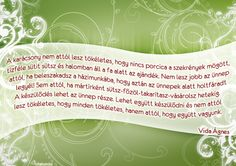 Vida Ágnes, magyar pszichológus gondolata a karácsonyi készülődésről.