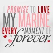 usmc girlfriend | marine girlfriend tank tops | Spreadshirt