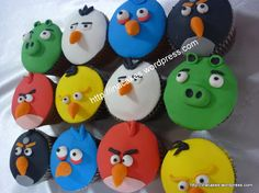 boys cupcakes - Google Search