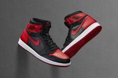 "Air Jordan 1 ""Banned"" Retro"