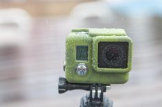 The new Silicone camera cases made just to protect your GoPro - very cool