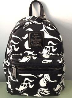 Loungefly NBC Zero Mini Backpack New on Mercari College Bags For Girls, Jack Skellington, Beauty And The Beast Movie, Cute Mini Backpacks, Mini Mochila, Ghost Dog, Disney Handbags, Cute Comfy Outfits, Disney Merchandise
