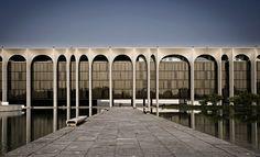 Mondadori Building (1968-1975), Oscar Niemeyer. | by [Biagio]