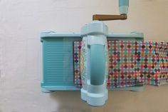 How to Die Cut Fabrics With a Sizzix Big Shot>>Made Peachy