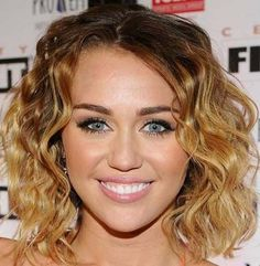 Short waves haircut hairstyle women