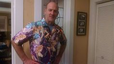 cb33c0300bc Another lovely customer rocking one of the famous shirtstorm bowling shirts!  www.ellyprizeman.com