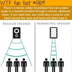 Soundlazer - WTF fun facts - http://thisissnews.com/soundlazer-wtf-fun-facts/