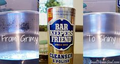 Bar Keepers Friend is one of the safest cleansers on the market today. It can cut through tough cooked on grime like no other brand I've tried.