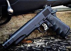 Manufacturer: Colt Mod. 1991-A1 Type - Tipo: Pistol Caliber - Calibre: 45 ACP Capacity - Capacidade: 7 Rounds Barrel length - Comp.Cano: 5 Weight - Peso: 1105...