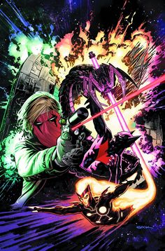 THE NEW 52 – FUTURES END #1