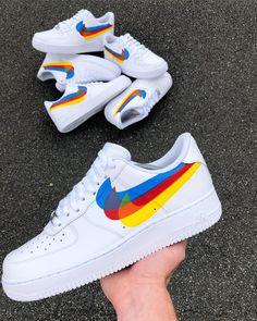 trendy sneakers, best sneakers 2019 women's, jeans and sneakers outfit, sneakers. Sneaker Outfits, Me Too Shoes, Women's Shoes, Shoes Sneakers, Custom Sneakers, Nike Custom Shoes, Swag Shoes, Custom Painted Shoes, Shoes Jordans