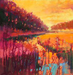 Ed Chesnovitch Art Pastel Landscape, Watercolor Landscape, Abstract Landscape, Landscape Paintings, Landscapes, Canvas Paintings, Watercolour, Sky Painting, Art Society