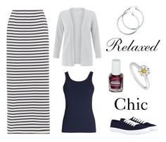 """""""Relaxed Chic"""" by chicgoddess88 on Polyvore featuring Daisy Jewellery"""