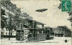 gare de Passy station des trams