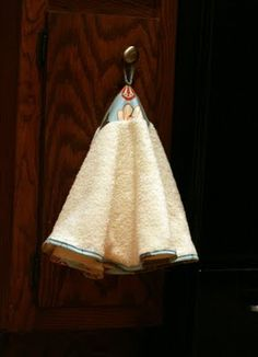 Round Dish Towel