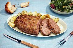 NYT Cooking: Fancy Meatloaf