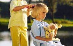 Haarpflege-Kinder