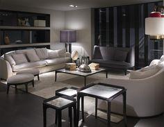 Alfred sofa, Shogun tables, Serge floor lamps & Dragonfly sofa. All projects by Roberto Lazzeroni for Flexform Mood. #luxury #flexformmood #flexform #luxurylifestyle #qualitybrand #beautifullifestyle #madeinitaly #italiandesign #contemporarydesign #contemporaryinteriors #contemporary #modern #modernfurniture #moderndesign #moderninteriors #luxuryfurniture #interiordesign #luxeinteriors #interiorarchitecture #polanco #masaryk #furniture #sofa #floorlamp #lamp #coffeetable #cocktailtable…