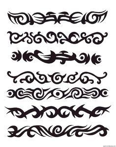 Celtic Armband Tattoos on Tribal Armband Tattoos Tribal Armband Tattoo Designs Fashion Tribal Tattoos, Tribal Armband Tattoo, Armband Tattoos For Men, Armband Tattoo Design, Tribal Tattoo Designs, Celtic Tattoos, Maori Tattoos, Tatoos, Turtle Tattoos
