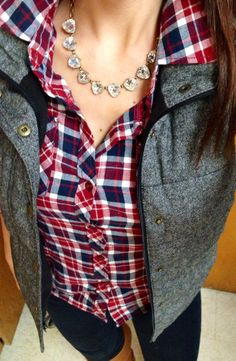 Stella & Dot with an outfit inspired by Pinterest!
