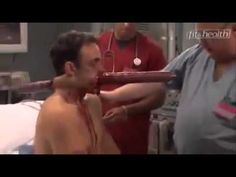 OMG Pipe through man head   Large Line. - Large Line: Funny Videos, Viral News, Viral videos, Funny Pics