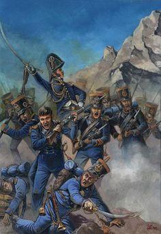 Fucilieri della marina della guardia imperiale - Adolph Jebens
