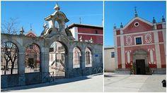 Santuario de nuestra Señora de Valverde. Madrid. España.