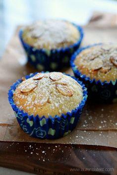 Coconut Almond Muffins