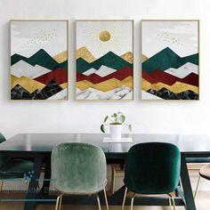 3 Piece Canvas Art, 3 Piece Wall Art, Diy Canvas Art, Canvas Art Prints, Wall Canvas, 3 Piece Painting, Cool Wall Art, Modern Wall Art, Wall Art Decor