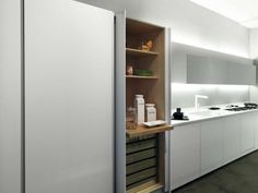 corian kitchen with integrated handles t45 corian kitchen tm italia cucine